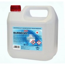BURBEGEL plus 3L...