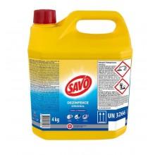 SAVO Original 4kg tekutý...